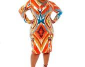 Vivacity Sexy Midi Dress