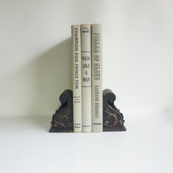 Vintage book collection home decor books book photo prop - Vintage home decorating collection ...