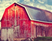 Red Barn Photo, Red Barn Picture, Red Barn Print, Barn Picture, Barn Photography, Farm Picture, Barn Print, Country Decor, Barn Photo