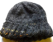 Man - Mens Knit Hat - Mens Wool Hat - Mens Wool Hat  - Merino Wool Hat  - Knitted Hats - Wool Beanie - Thick Wool Hat - Hats for Men - Hat