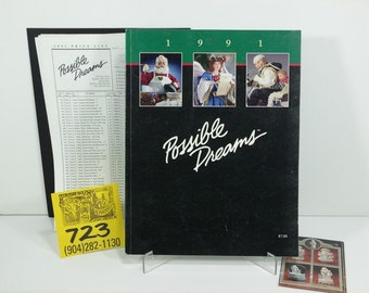 1991 Possible Dreams Christmas Catalog and Price sheet