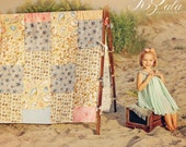 Patchwork Tent Cover Photography Props Sea ShellsTent Cover Beach Tent Cover Kids Play Tent Cover Outdoor Photography Prop Indoor Photo Prop