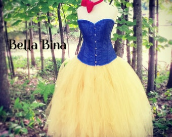 Woman Snow White Costume