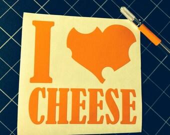 I 'heart' Cheese