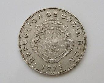 1957 Peseta Spanish Coin 5 Ptas Spain