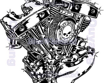 Car Engine Design