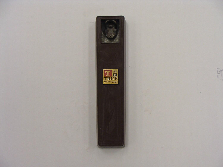 vintage wall mount bottle opener true mfg co st louis. Black Bedroom Furniture Sets. Home Design Ideas