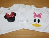 Disney Sister Shirts Minnie and Daisy Toddler T-Shirts
