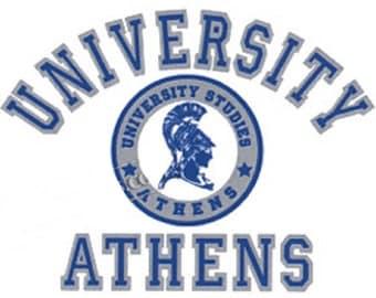 University of Athens Greece T-shirt