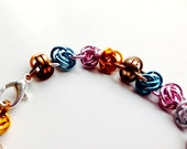 Multi-coloured bracelet...