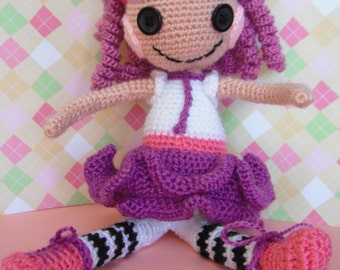 Custom Amigurumi Doll