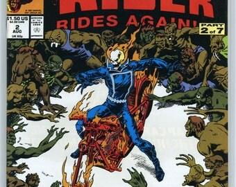 Original Ghost Rider Rides Again #2
