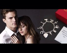 Fifty shades of grey real bracelet