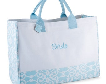 BRIDE CANVAS TOTE