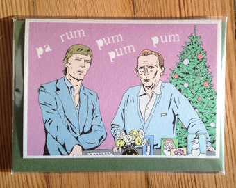 Bing and Bowie Xmas
