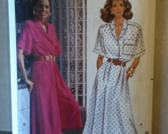 "Butterick Top, Skirt & Culottes Pattern 3896 Sizes: 20-24, Bust 42""-46"", Waist 34""-39"", Hip 44""-48"""