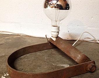 Metal Clamp Light
