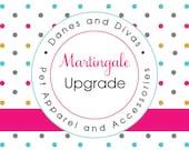 Martingale Upgrade