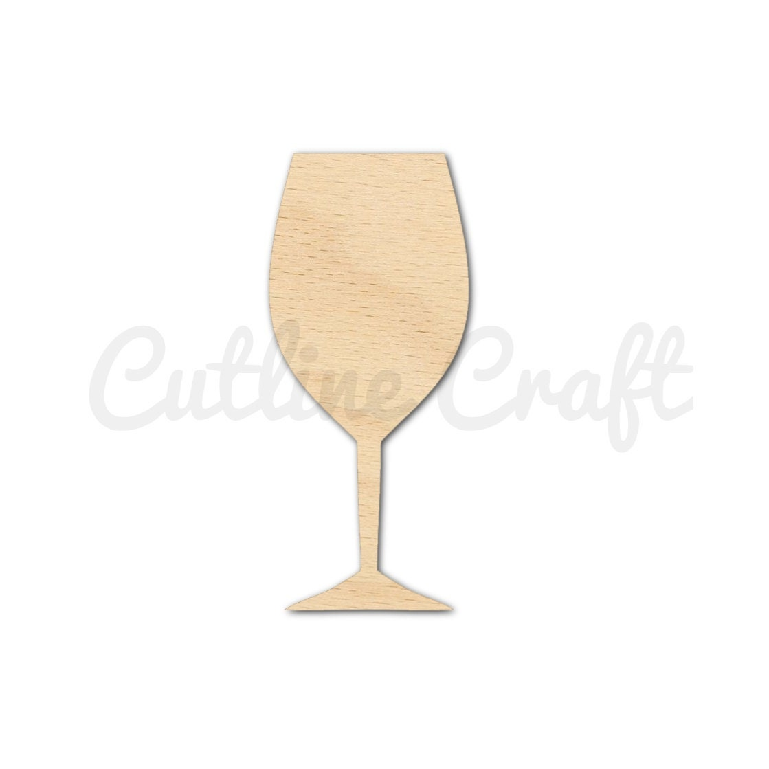 wine glass 1388 cutout shapes crafts gift tags ornaments
