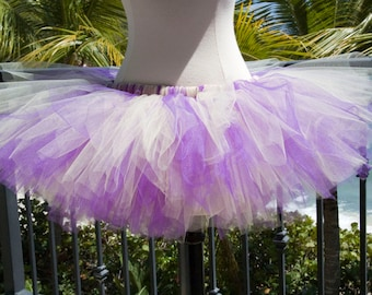 Adult Tutu - Light Pink and Purple