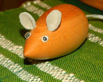 Wooden Mousy