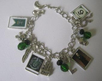 Custom charm bracelets for Tonya. Handmade, Unique
