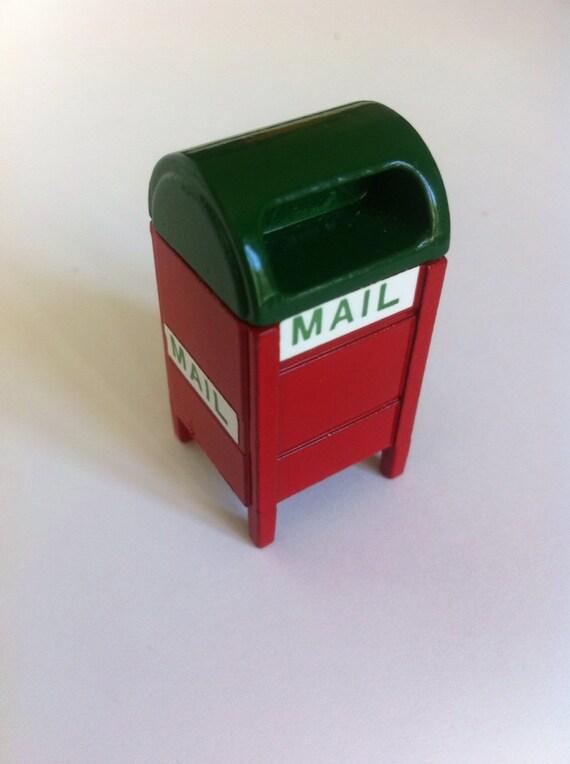 Aluminium Mail Box : Miniature mail box metal supplies