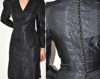 Vintage 90's Little Black Dress