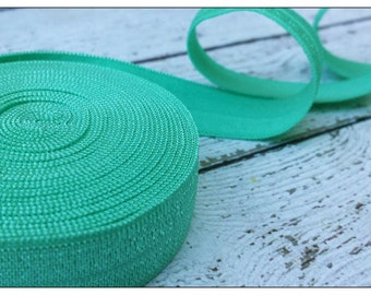 5/8 TROPIC Fold Over Elastic 5 or 10 Yards