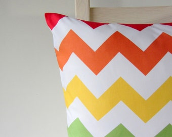 "Cushion cover pillow pillow case cushion cover Chevron zig-zag 16"" 16/20""20 inch"