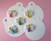 Quilled Angel Gift Tags