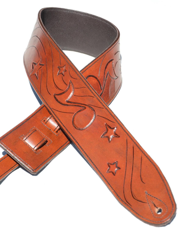 leather guitar strap instrument strap for guitar players. Black Bedroom Furniture Sets. Home Design Ideas