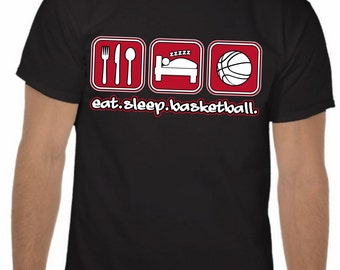 Eat Sleep Basketball