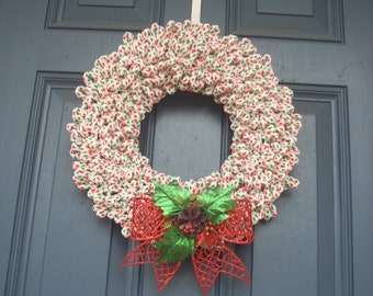 Wreath Christmas/ EASTER   Macrame