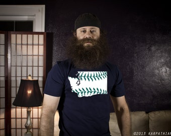 Washington baseball t-shirt