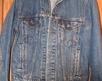 Vintage Levi's Denium Jacket