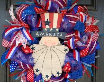Uncle Sam design