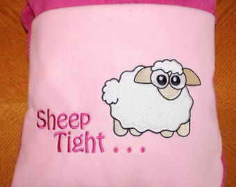 Sheep Tight quillow