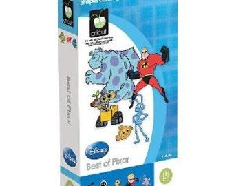 Disney/Pixar Best of Pixar Cricut Cartridge
