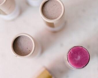 gimme a beet ™ | organic | tinted lip balm