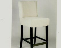 Popular items for bar stool slipcover on etsy - Bar height chair slipcovers ...