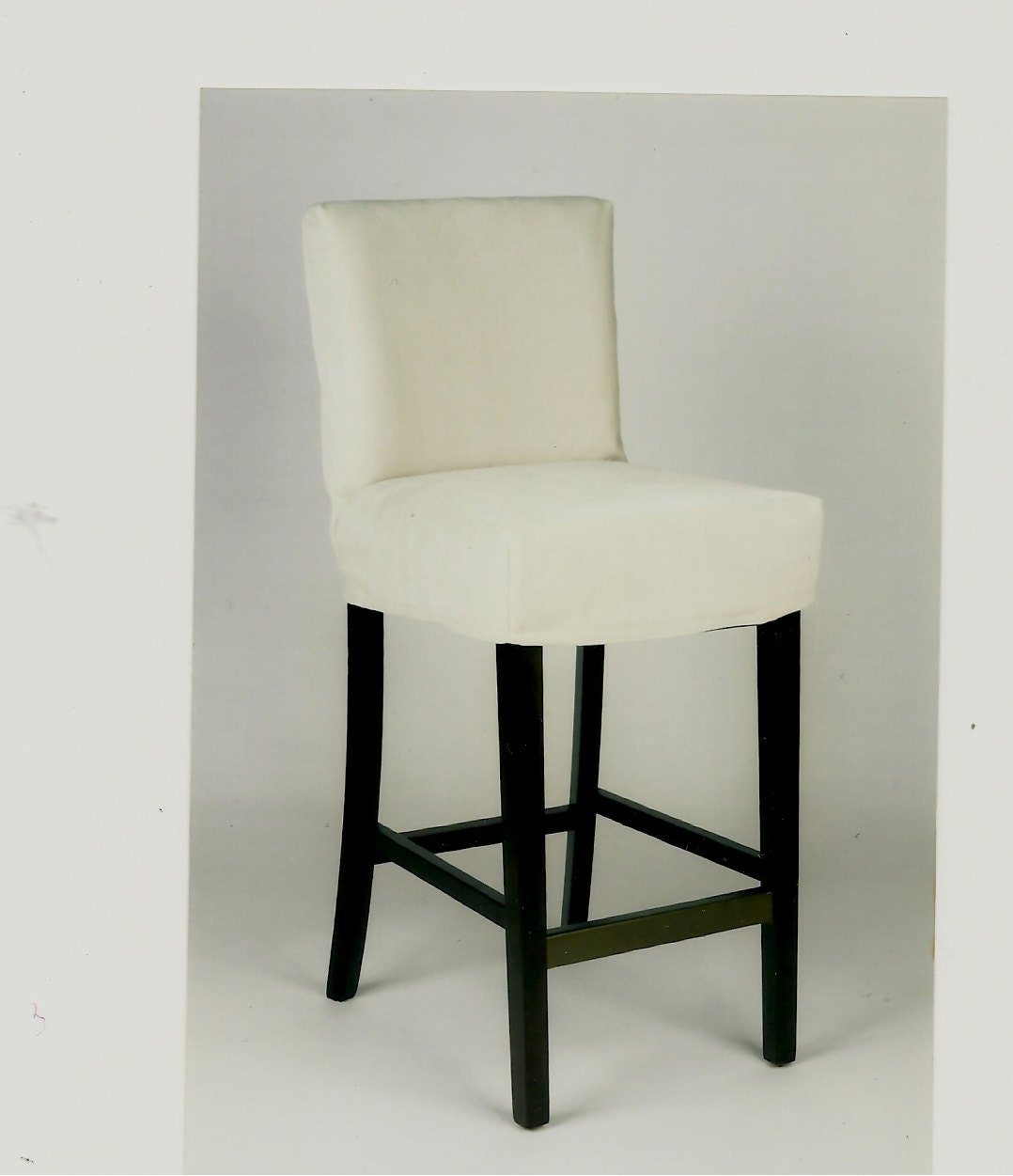 Counter Height Chair Covers : Custom Barstool/Counter Stool Slipcovers by CustomChairCoverings