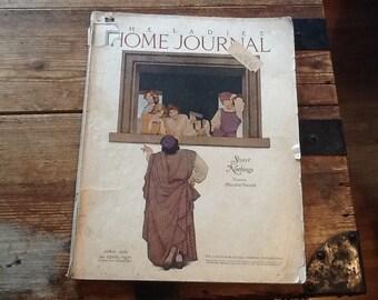 SALE 1921 Ladies' Home Journal
