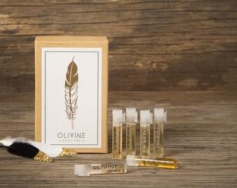 Deluxe Perfume Oil Sample Set
