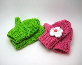TODDLER Crochet Pattern, mitten pattern, crochet mitten pattern, crochet glove pattern, mitten, glove, kid mitten, toddler mitten, kid glove
