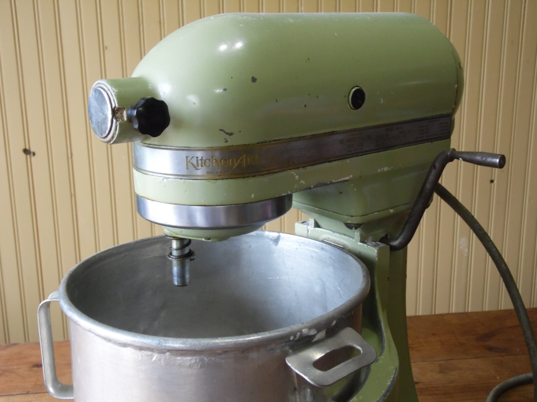 Green kitchenaid stand mixer - Like This Item