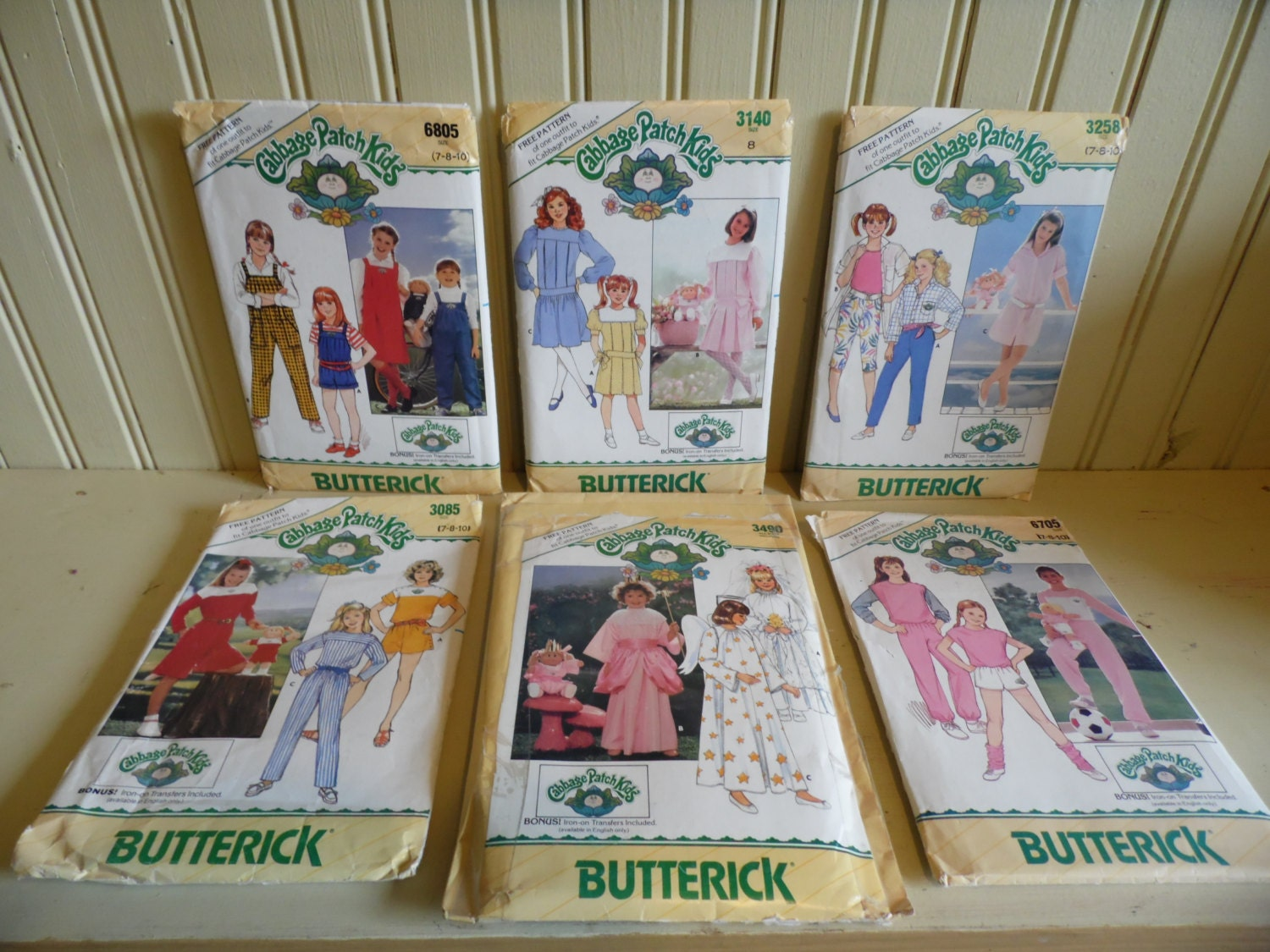 sewing patterns cabbage patch clothes sewing patterns