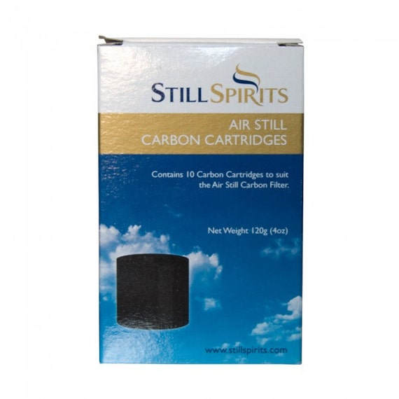 Still Spirits Air Still Carbon Cartridges 10 Pack