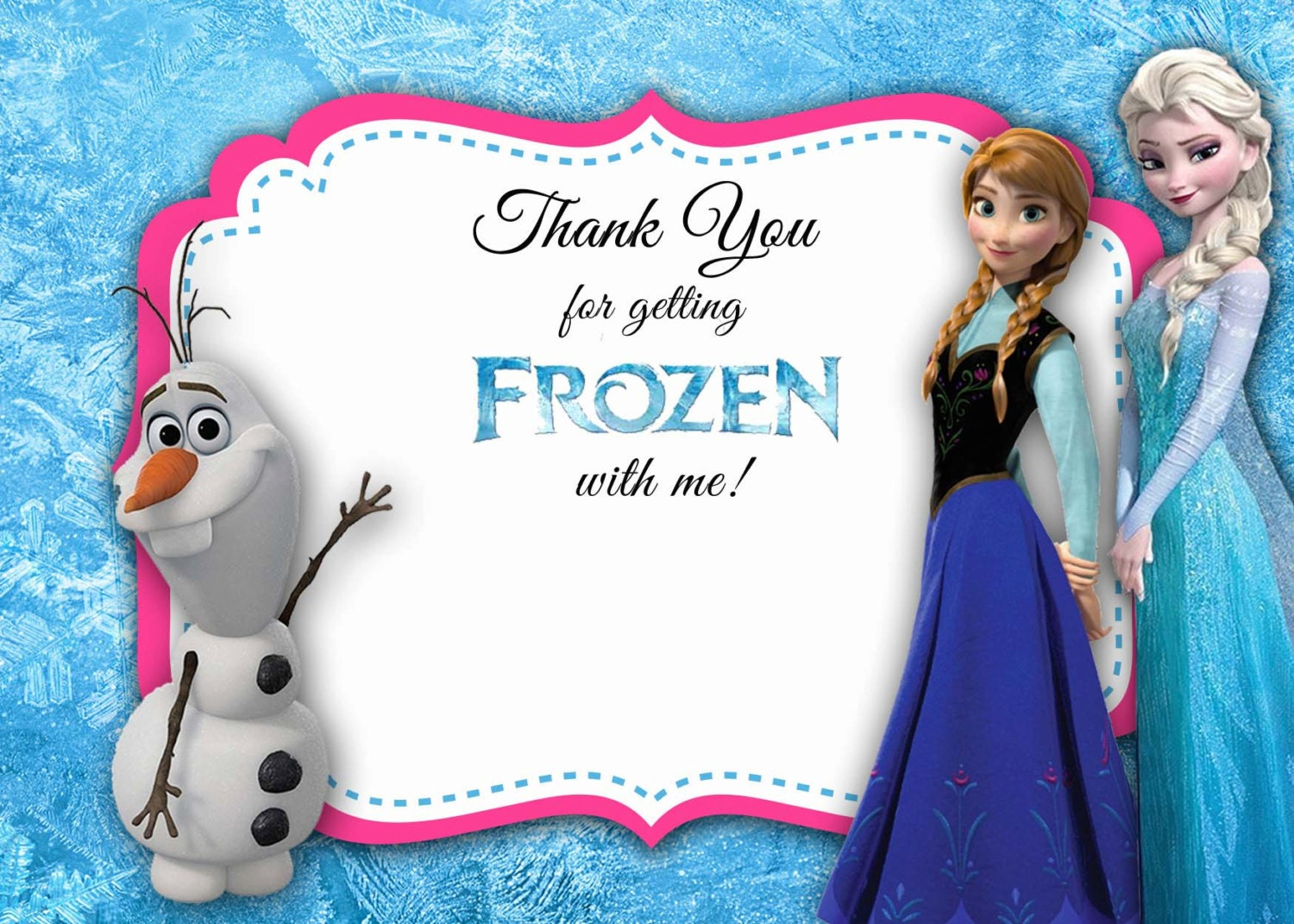 Elsa Party Invitations with awesome invitations example