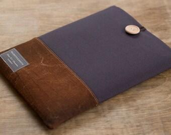 "13 inch Macbook Pro, Retina, Air case, 13"" Surface Book, Custom Laptop Laptop sleeve / Charcoal"